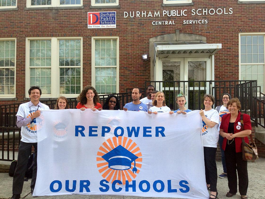 Speaking Up For Solar Energy In Durham Public Schools The Durham Voice