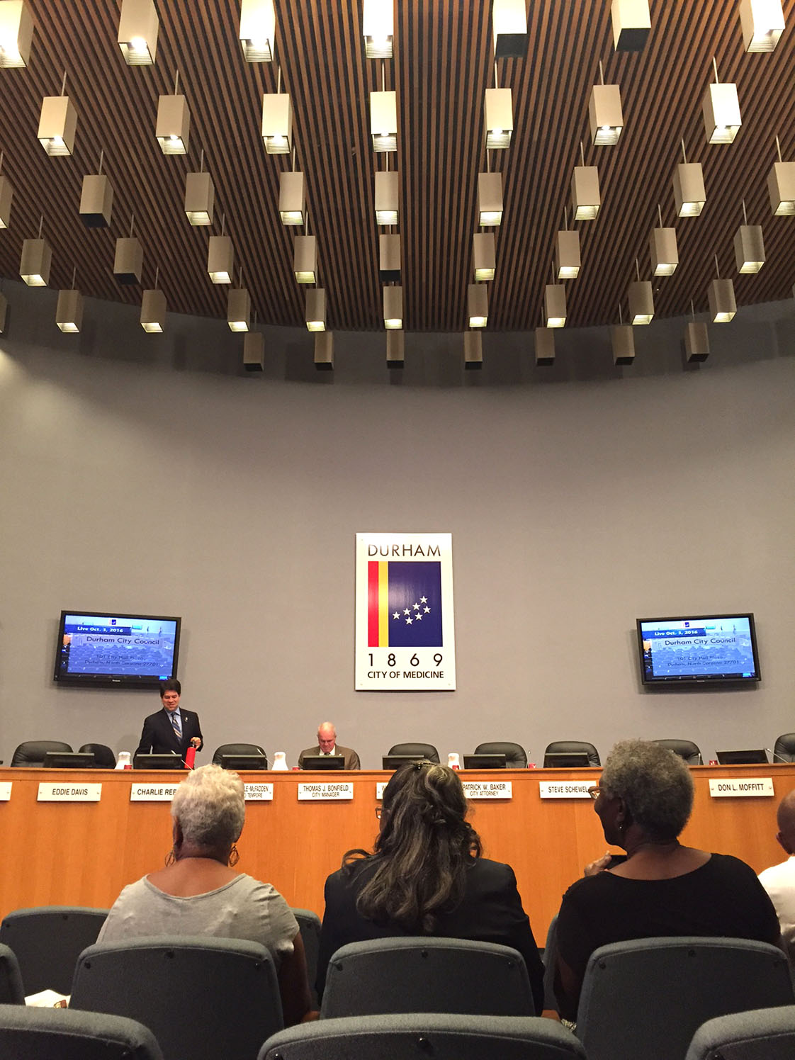 City Council Declares October Domestic Violence Awareness Month