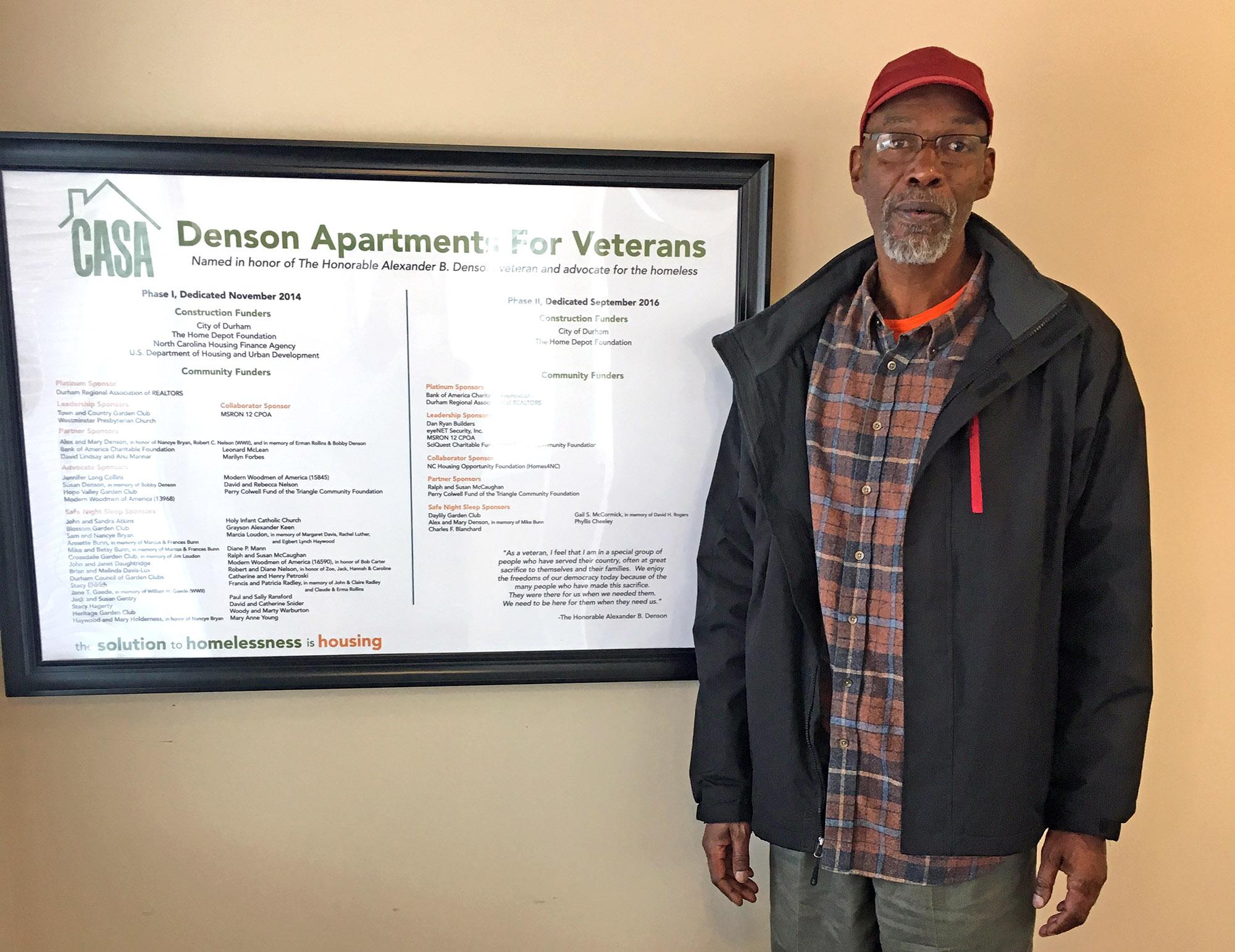 Mayor's Challenge program helps disabled veterans find a