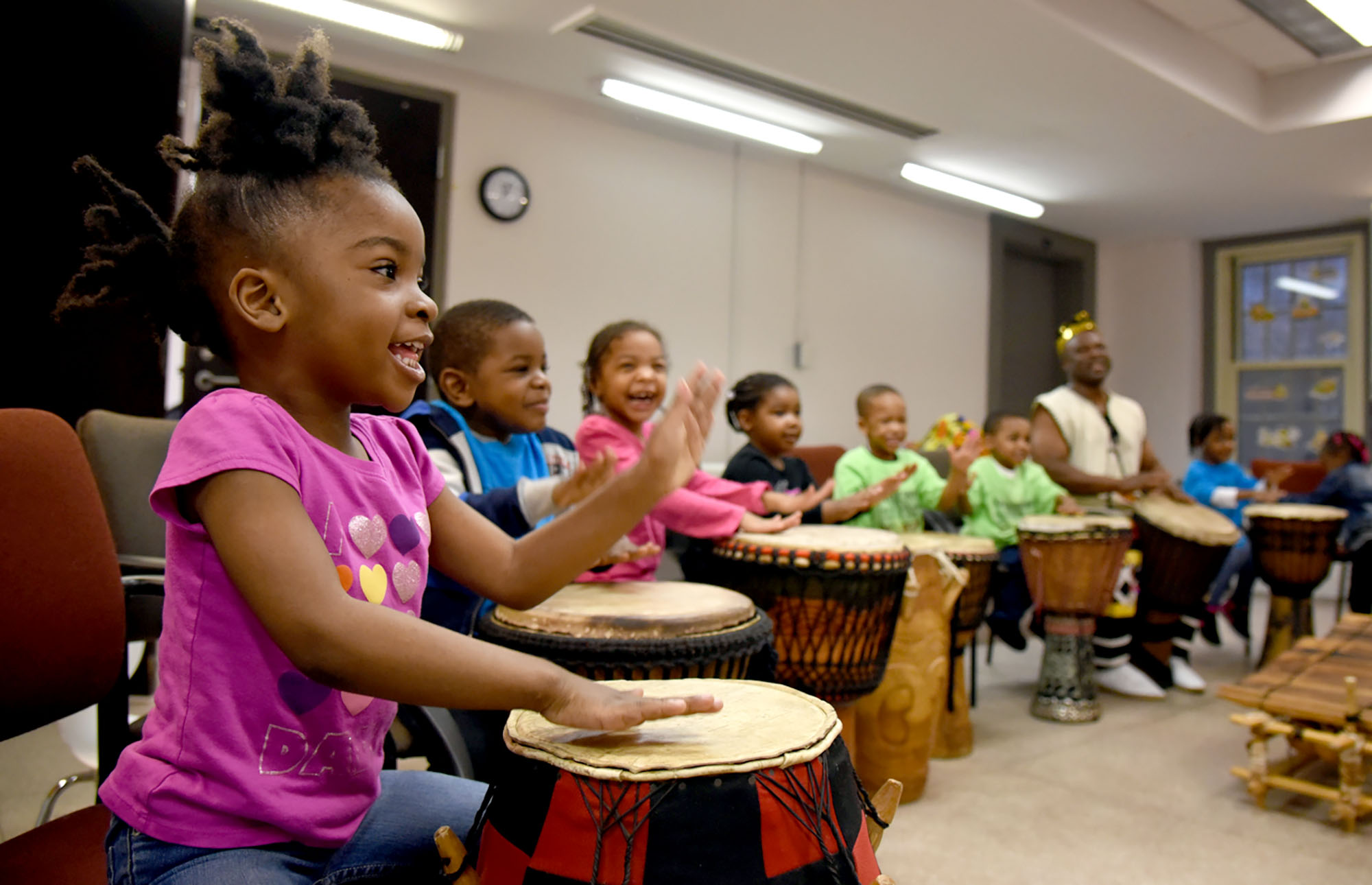 West African music event brings song and dance to Durham
