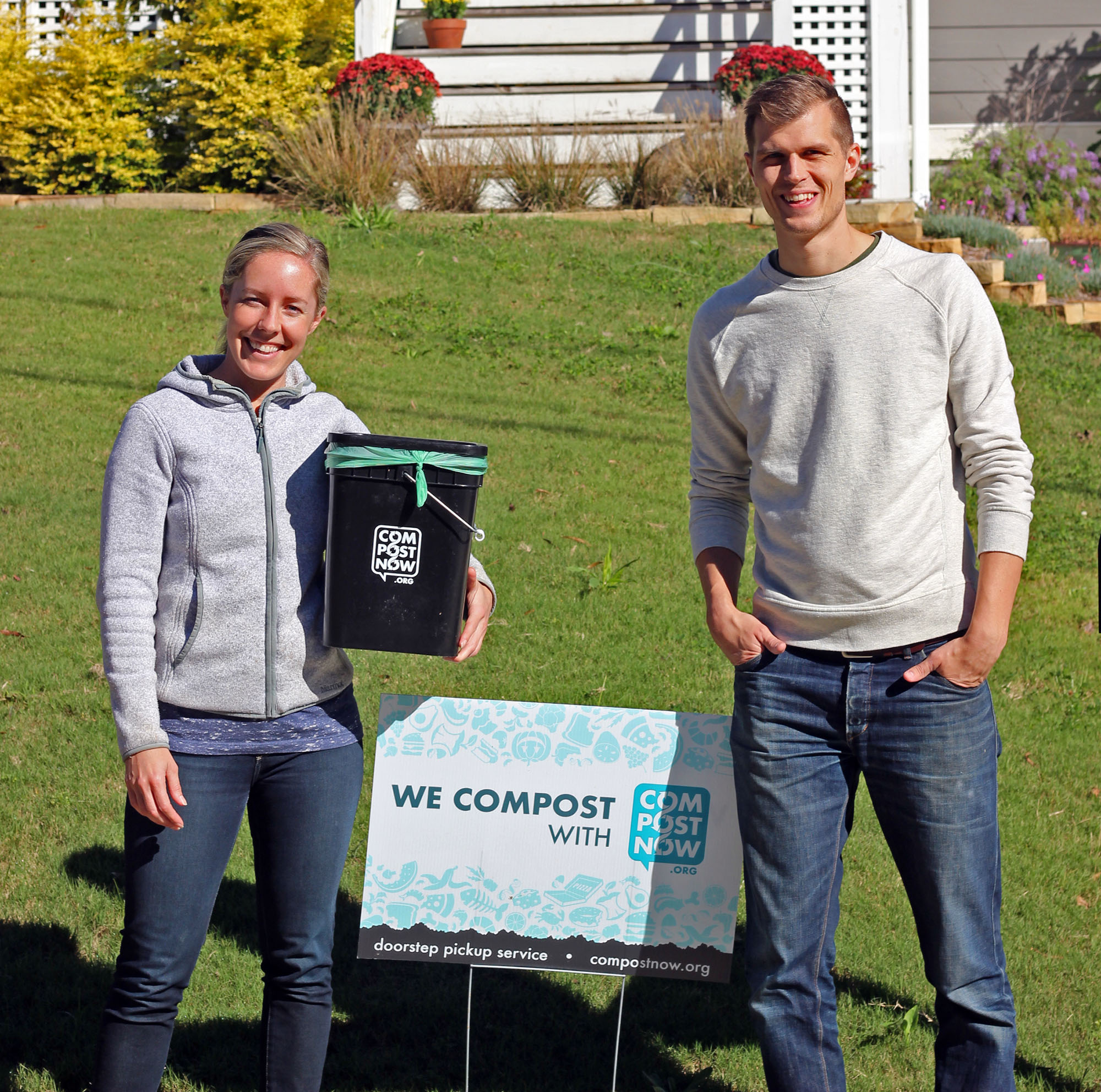 Triangle S Compostnow Fights Waste The Durham Voice